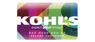 my kohl s charge card kohl s