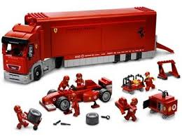 lego racers truck racers sets lego 8654 scuderia truck