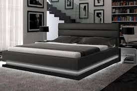 Led Bed Frame Modern And Contemporary Platform Led Bed Will Look Fantastically
