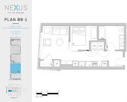 floorplans nexus