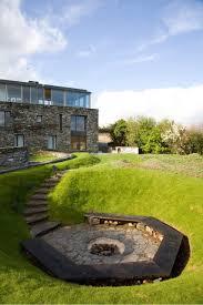 landscape designer visit spirals in stone on the cornish coast by