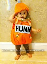 10 Month Halloween Costume Coolest Baby Honey Jar Costume Homemade Baby Costumes Babies