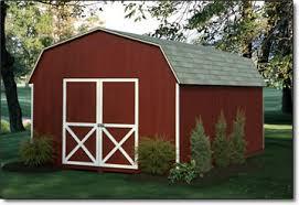 Shed Barns Storage Sheds Lancaster County Barns Barn Style 6 U0027 Walls