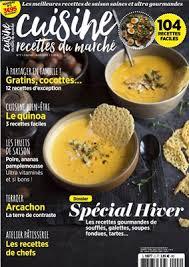 recettes cuisine pdf cuisine recettes du marché no 2 février avril 2018 pdf magazines