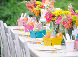 Home Decor Parties 30 Creative Easter Party Ideas Easter Party Easter And Easter