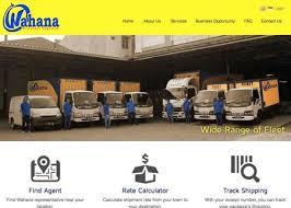 cek resi wahana ekspedisi jogja call center customer service wahana logistik
