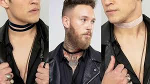choker necklace man images Men are wearing chokers now gq india look good jpg