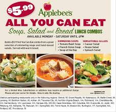 applebees coupons on phone applebees coupons and all you can eat deals updated 2018