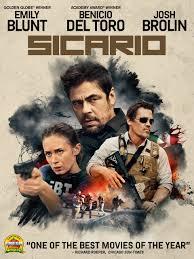 Amazon Com Sicario Emily Blunt Benicio Del Toro Josh Brolin