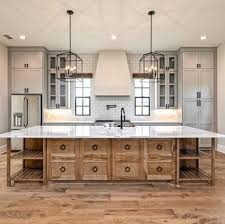 joanna gaines farmhouse kitchen with cabinets chip and joanna gaines just posted a brand new kitchen