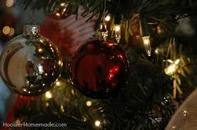 magical scandinavian tree diy ornaments hoosier