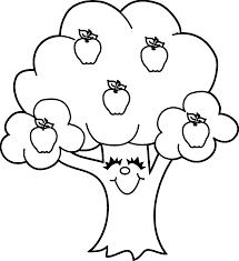 apple coloring pages coloringsuite com