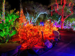 ethel m chocolate factory las vegas holiday lights holiday lights and decor not to miss