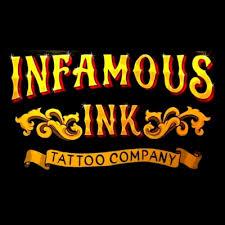 infamous ink tattoo studio in athens ga
