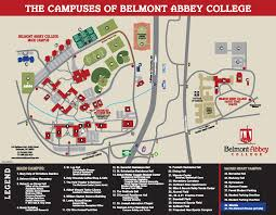 Miami University Campus Map by Belmont Campus Map Belmont University Campus Map Tennessee Usa