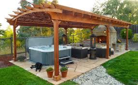 pergola choosing spa gazebo plans wonderful gazebo wonderful spa