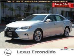 lexus for sale preowned vehicles for sale in escondido lexus escondido
