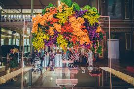 the most popular flower shows in the world refresh your senses