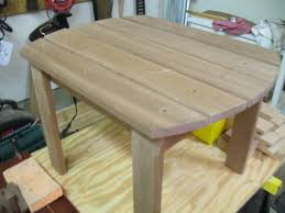 B And M Table And Chairs Adirondack Chair U0026 Table 8 The Final Installement The