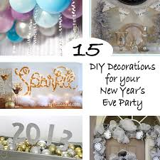 15 diy decorations for your new year s how does she