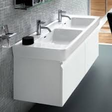 double sink wall hung vanity unit laufen pro 1200mm gloss white wall hung vanity unit for 1300mm