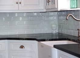 green subway tile kitchen backsplash backsplash subway tile for kitchen ellajanegoeppinger com