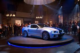 ford mustang 2014 need for speed on the set of the need for speed for a day motor trend
