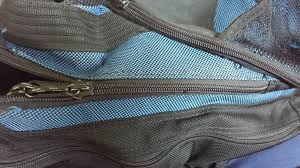 How To Join Broken Glass by Learning How To Fix A Broken Zipper Saved My Plastic Backpack My