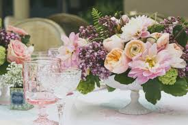 table center pieces charming round plastic tables 50 spring centerpieces and table