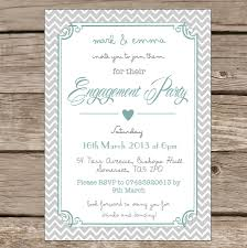 engagement party invitation templates free engagement