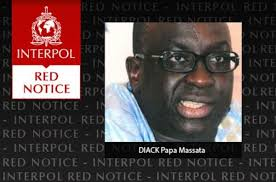 si e d interpol interpol lance un avis sur massata diack