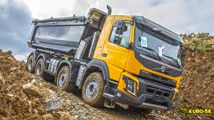 volvo hgv volvo trucks in construction volvo fmx show czech 2016 youtube