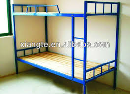 High Quality And Low Prices Steel Pipe Bunk Bed For Dormitory - Good quality bunk beds