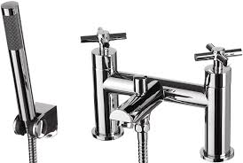 cassellie dun002 dune chrome modern cross head bath shower mixer cassellie dun002 dune chrome modern cross head bath shower mixer tap amazon co uk diy tools