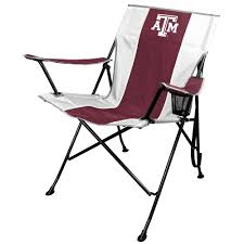 texas a u0026m aggies ncaa tailgate chair and carry bag tailgate