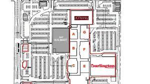Burlington Mall Map County Fair Fashion Mall Retail 1264 E Gibson Rd Woodland Ca
