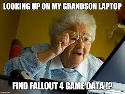 Looking Up Meme - grandma finds the internet meme imgflip