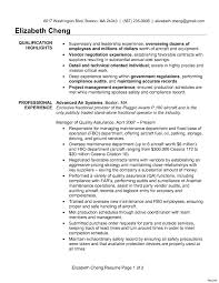 sle cv for quality analyst standard one quality assurance resume sle manager 20a call center