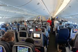 Most Comfortable Airlines Where To Sit When Flying United U0027s 777 300er Economy