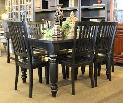 Pottery Barn Dining Room Tables Black Pottery Barn