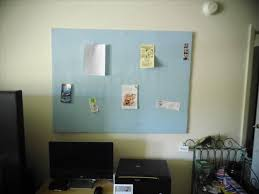 kitchen bulletin board ideas how to make a personalized home bulletin board for cheap
