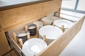 kitchen cabinet drawer peg organizer how to dish drawer organizer bee of honey dos