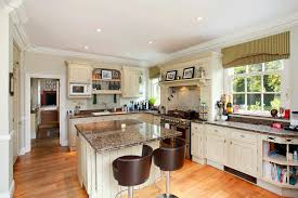 Manor House Kitchens by Homebuyers Opt For Modern Kitchens In U0027mary Berry Effect