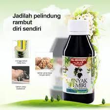 Minyak Kemiri Sei al khodry minyak kemiri penumbuh rambut 125 ml 2 botol lazada