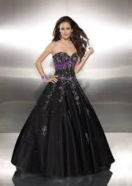 Purple Wedding Dress Black And Purple Wedding Dress Wedding Dresses Wedding Ideas And