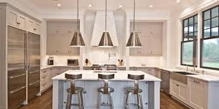 What Is The Best Finish For Kitchen Cabinets The Best Paint Colors For Every Type Of Kitchen Huffpost
