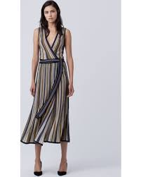 dvf wrap dress 60 diane furstenberg dvf cadenza knit wrap