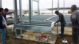 Prefab Construction Temporary Building Modular Prefab For Construction Sites
