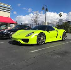 new porsche 918 spyder salomondrin u0027s porsche 918 spyder for sale at evan paul motorcars