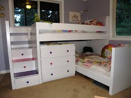 Bunk Beds With Trundle Small Bunk Beds For Toddlers And Baby U2014 Jen U0026 Joes Design
